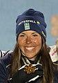 20190228 FIS NWSC Seefeld Medal Ceremony Team Sweden 850 5895 Charlotte Kalla.jpg