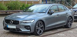 2019 Volvo S60 R-Design Edition T5 Automatic 2.0 Front.jpg