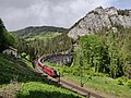 2020-05-24 ÖBB1116 Railjet Railjet on Kalte Rinne Viaduct.jpg