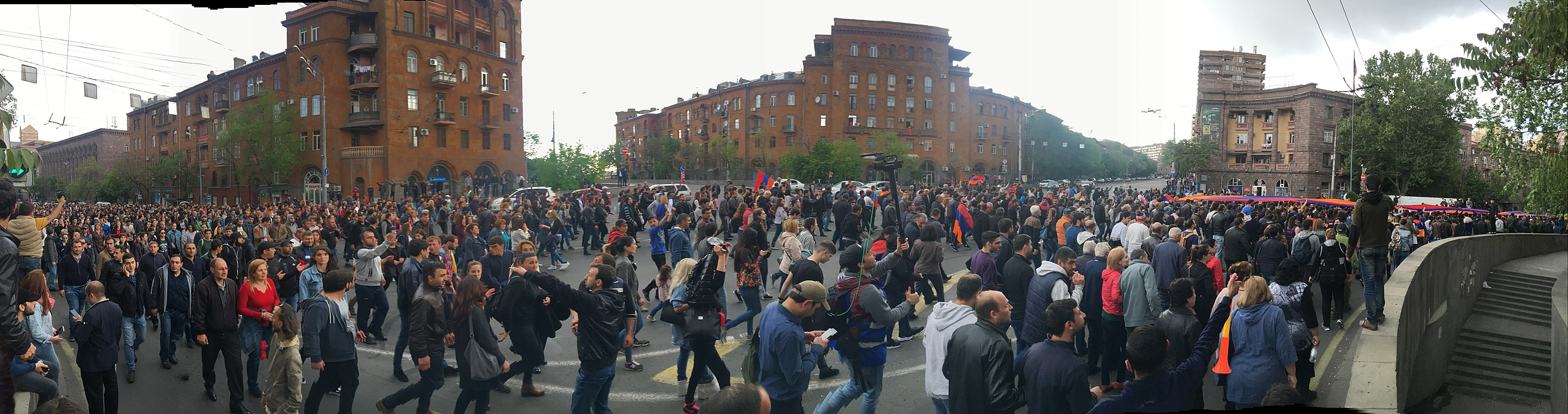 22.04.2018 Protest Demonstration, Yerevan 78.jpg