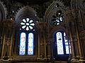 233 Basílica de Montserrat, capella del Cambril, vitralls.JPG