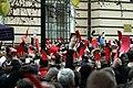 25. výročí Sametové revoluce na Albertově v Praze 2014 (41).JPG