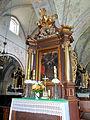250513 Altar in the church of St. Florian in Koprzywnica - 13.jpg