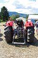 3ème Salon des tracteurs anciens - Moulin de Chiblins - 18082013 - Tracteur Hurlimann D200S - 1968 - arrière.jpg