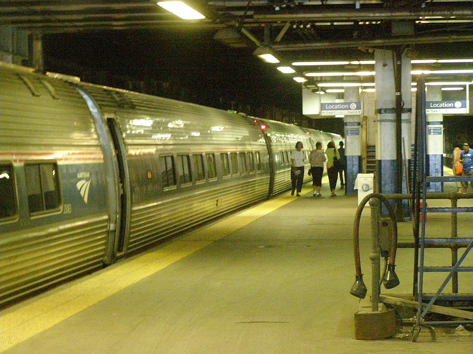 30th Street Station, Philadelphia P6170057 Amtrak Pennsylvanian
