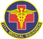 311 Medical Sq emblem.png