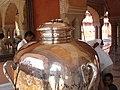 3501- Largest Silver vessel City Palace Jaipur (57947594).jpg