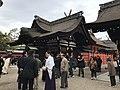 3rd Hongu of Sumiyoshi Grand Shrine 2.jpg