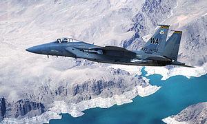 433d Weapons Squadron - 433d WPS McDonnell Douglas F-15C-36-MC Eagle 83-0041