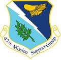 47 Mission Support Gp emblem.png