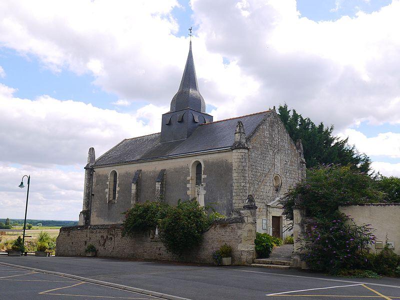 L'église.