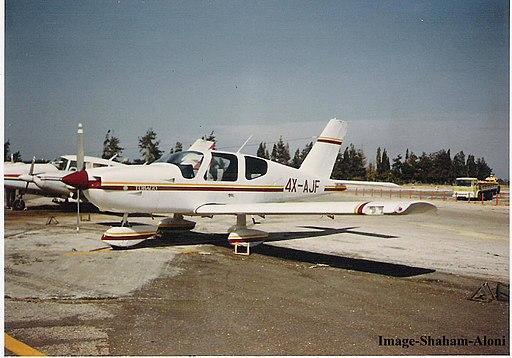 4X-AJF 1985 Shaham Aloni