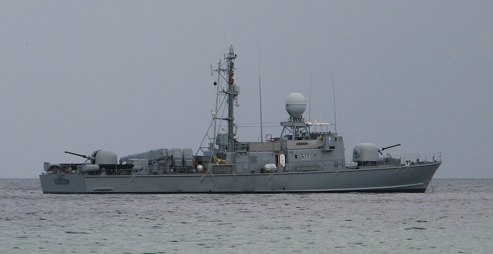510 Giscon (Albatros-Klasse)