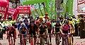 5 Etapa-Vuelta a Colombia 2018-Ciclistas en el Peloton VC 1.jpg