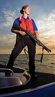 6 SFS marine patrol airmans magazine