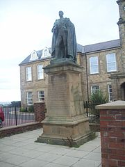 Statue of Charles Vane-Tempest-Stewart, 6th Marquess of Londonderry