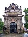 74 5. Brama Portowa (Berlińska) Szczecin. Bramy Portowej pl. jass sw.jpg