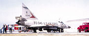 76th Fighter-Interceptor Squadron Convair F-102A-75-CO Delta Dagger 56-1345