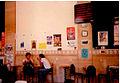 84 têtes de Boeuf aquarellé affichées dans la caféteria des Beaux-Arts le 2 mai 1997 - 2.jpg