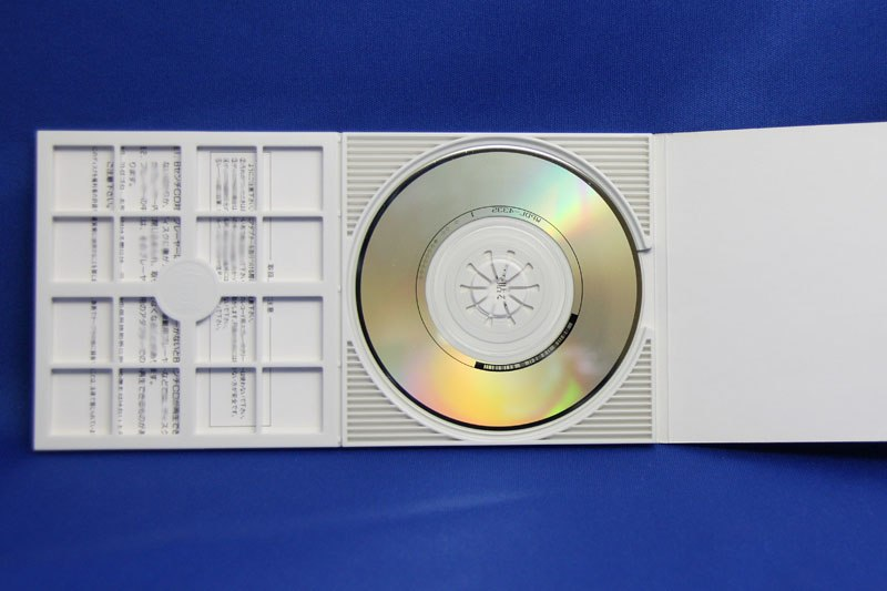 8cm CD single jacket