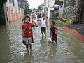 9704Effects (floods) of Typhoon Vamco Calumpit, Bulacan 63.jpg