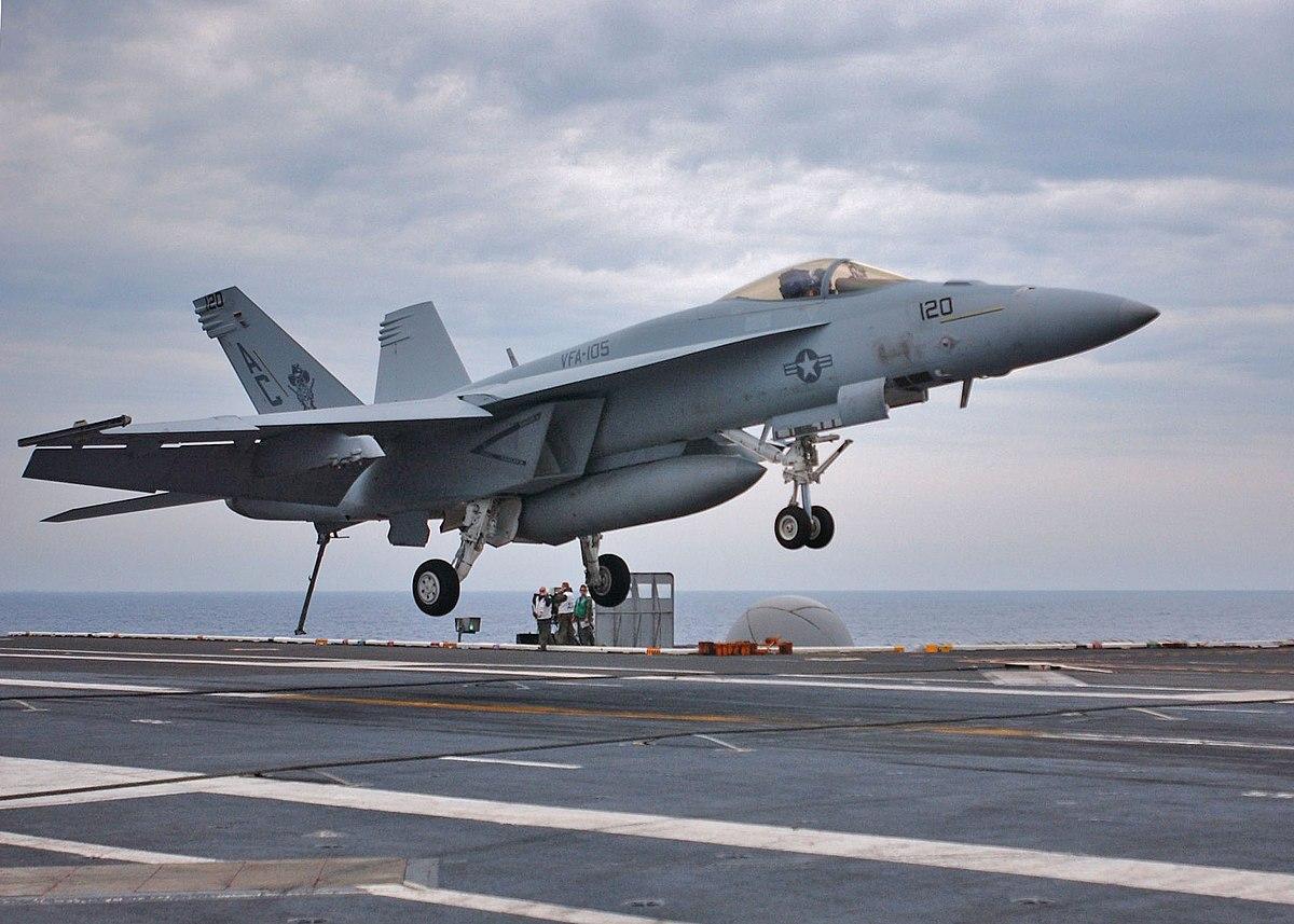 Boeing F/A-18E/F Super Hornet — Википедия