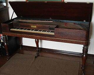 Alpheus Babcock American piano maker