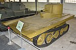 A4E11 - L1E1 Amphibious Light Tank (37169601443).jpg