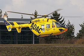 Baugleicher Hubschrauber
