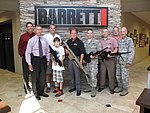 AEDC Commander tours Barrett Firearms.jpg