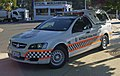 AFP K9 Unit - 2007-2008 Holden VE Ute Omega.jpg