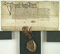 AGAD Kazimierz Jagiellonczyk, krol polski, pozwala zalozyc w Radomiu cech kusnierzy na wzor sandomierskiego.jpg