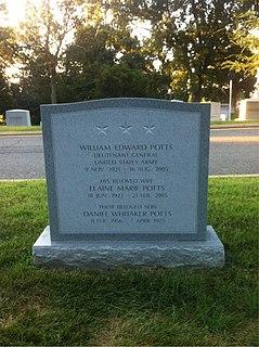 William E. Potts