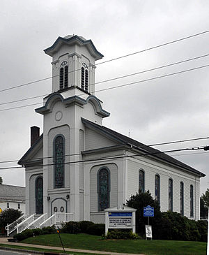Annandale, New Jersey - Annandale Reformed Church