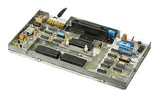 APF-MP1000 - The APF MP1000 was the only second generation video game console based on the Motorola 6800 processor.