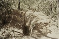 ASC Leiden - Coutinho Collection - F 23 - Farim, Northern frontline, Guinea-Bissau - Trench near the school - 1974.tif