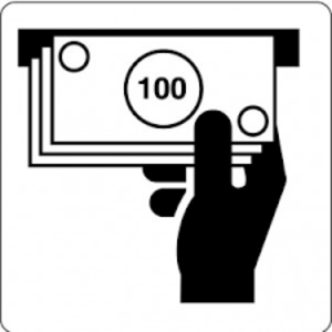 ATMIA - Official Global Pictogram for the ATM, 2001 (Registered as international public sign in 2008)