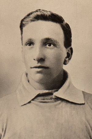 Bertie Denyer - Denyer while with Swindon Town in 1922.