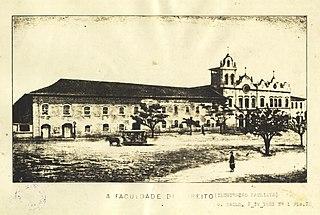 A Faculdade de Direito (Ilustração Paulistana) - S. Paulo, 2_Iv_1881 N. º 1 Fls. 28