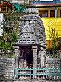 A Miniature stone shiva temple.jpg