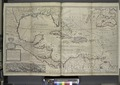 A map of the West-Indies or the Islands of Ameirca in the North Sea, with ye adjacent countries ... NYPL1630435.tiff