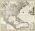 A new and correct map of North America with the West India Islands. Divided according to the last Treaty of Peace, concluded at Paris the 20th of Jan. 1783. wherein are particularly distinguished the LOC 74693195.jpg