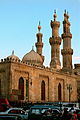 A side view of the front gate of Al Azhar mosque..jpg