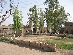 Judiciary of Pakistan - Image: A view of the Bannu Jail