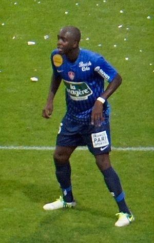Abdoul Sissoko - Image: Abdoulwhaid Sissoko 8458