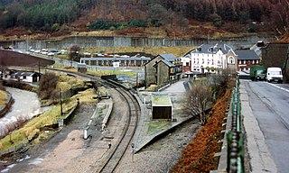 Aberbeeg railway station