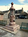Aberchirder fountain. - geograph.org.uk - 391994.jpg