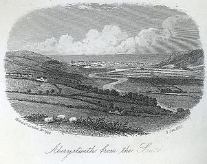 Aberystwith from the south