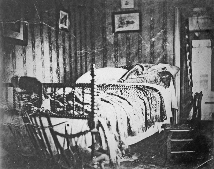 Abraham Lincoln Deathbed