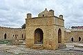 Zoroastrian temple in Baku
